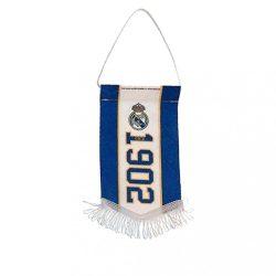 Real Madrid zászló ötszög ESTABLISHED