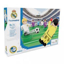 Real Madrid építőjáték stadionos 197 db + 7 figura