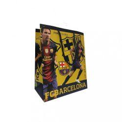 Barcelona ajándékszatyor játékos - M, Sárga