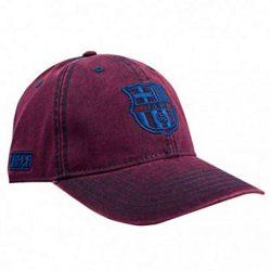 Barcelona baseball sapka felnőtt - Bordó/Kék
