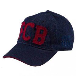 Barcelona baseball sapka felnőtt - Kék/Bordó