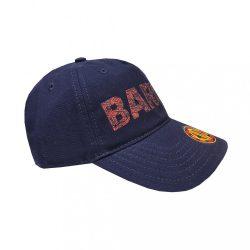 Barcelona baseball sapka gyerek - Kék/Bordó