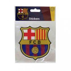Barcelona matrica címeres nagy
