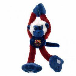 Barcelona plüss majom