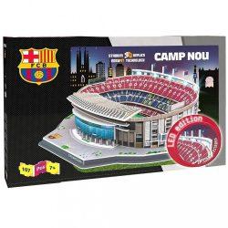 Barcelona puzzle 3D LED 107 db-os stadion