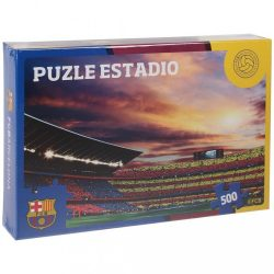 Barcelona puzzle stadion 500 db-os