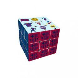 Barcelona rubik kocka
