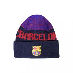 Barcelona sapka kötött gyerek