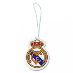 Real Madrid autós illatosító címeres