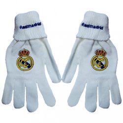 Real Madrid kesztyű kötött felnőtt