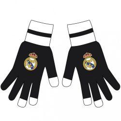 Real Madrid kesztyű kötött touchscreen felnőtt - L/XL