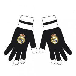 Real Madrid kesztyű kötött touchscreen felnőtt - S/M