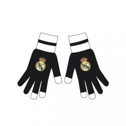Real Madrid kesztyű kötött touchscreen gyerek