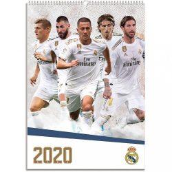 Real Madrid naptár 2020