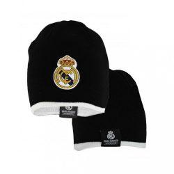 Real Madrid sapka kötött kifordítható gyerek