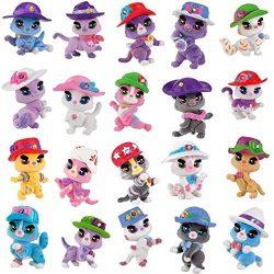 Kitty Club gyűjthető meglepetésfigura 1db