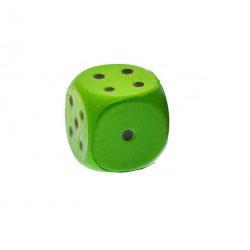 Puha dobókocka 4 féle színben