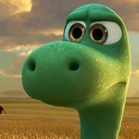 Dínó tesó - Good Dinosaur