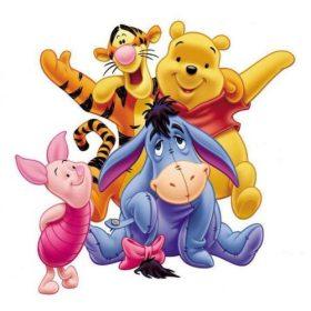 Micimackó és barátai - Winnie and Friends