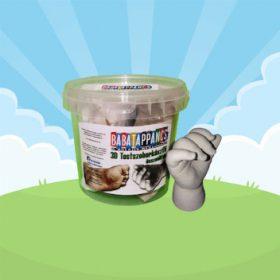 Baba kéz és lábszobor készítő csomagok