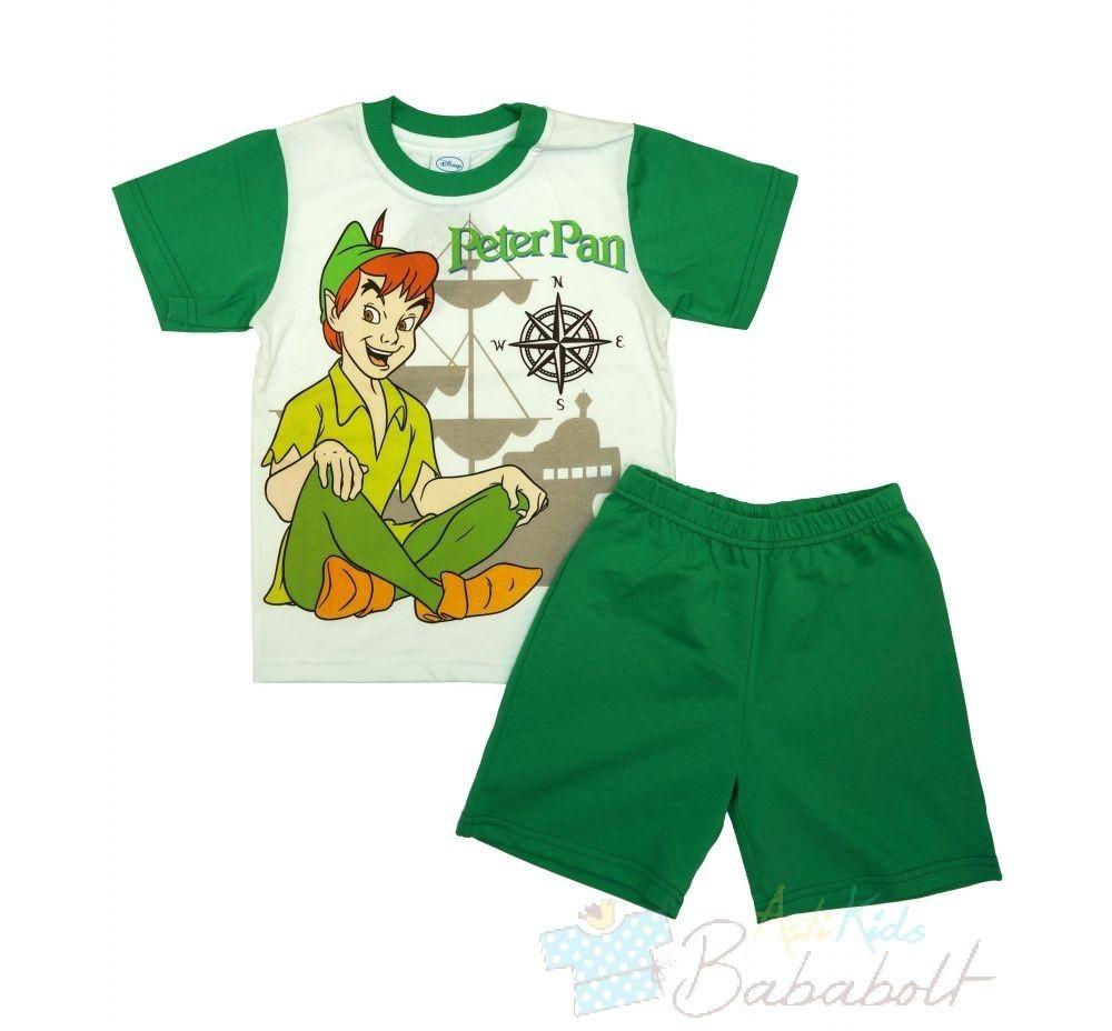 Disney Peter Pan gyerek együttes  nyári pizsama