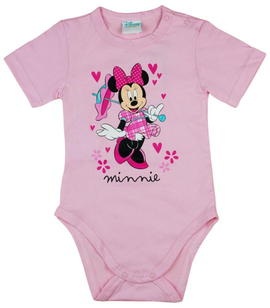 Disney Minnie rövid ujjú babal body